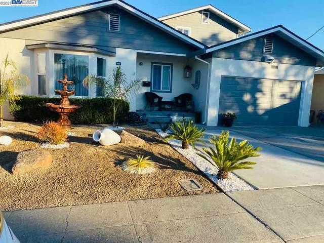 465 Solano Ave, Hayward, CA 94541 (#40934036) :: Paradigm Investments