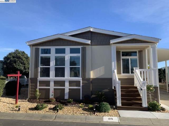 4141 Deep Creek Road #109 #109, Fremont, CA 94555 (#40934246) :: The Grubb Company