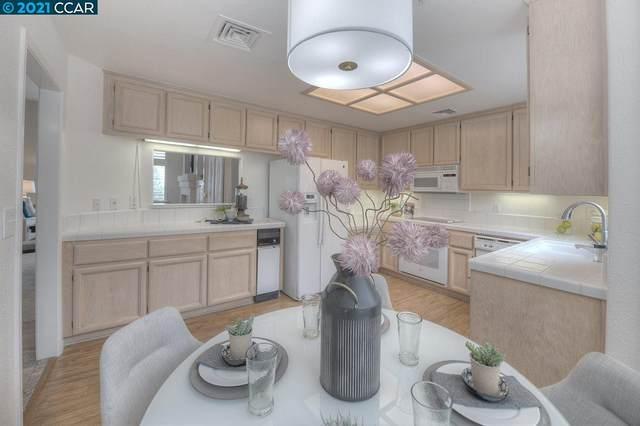 5920 Horsemans Canyon Dr 4C, Walnut Creek, CA 94595 (#40934308) :: Excel Fine Homes