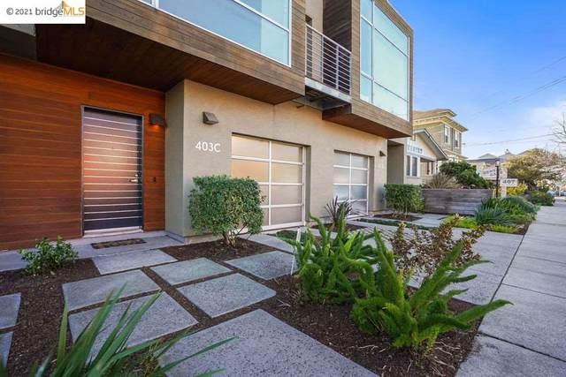 403 41St St C, Oakland, CA 94609 (#40934460) :: Paradigm Investments
