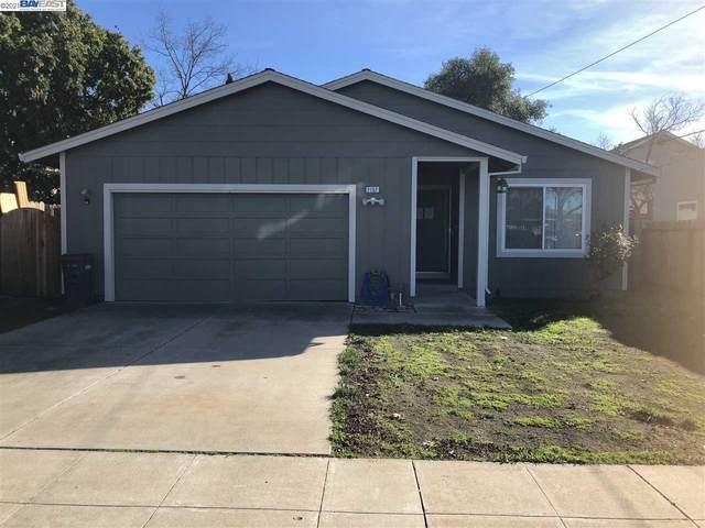 2157 Park St, Livermore, CA 94551 (#40934500) :: Paradigm Investments