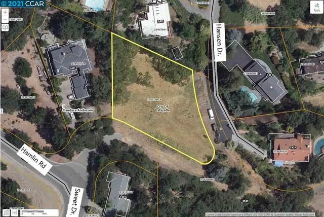 0 Hamlin Rd, Lafayette, CA 94549 (#40934642) :: Realty World Property Network
