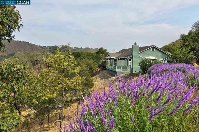 6516 Horsemans Canyon Dr, Walnut Creek, CA 94595 (#40934720) :: The Grubb Company