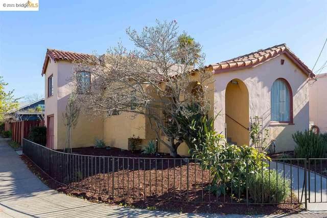 2801 Park St, Berkeley, CA 94702 (#40934905) :: The Grubb Company