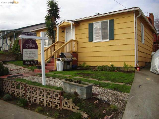 856 Hawthorne Pl, South San Francisco, CA 94080 (#40934946) :: Jimmy Castro Real Estate Group