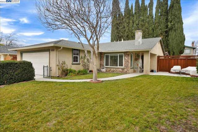 5270 Charlotte Way, Livermore, CA 94550 (#40935220) :: Realty World Property Network
