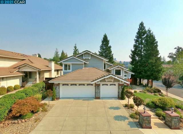 949 Spring Water Street, Danville, CA 94506 (#40935368) :: Excel Fine Homes