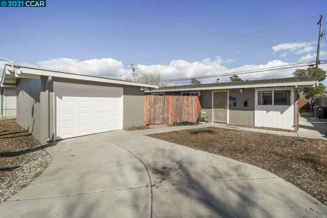 444 Diana Drive, Vallejo, CA 94589 (#40935647) :: RE/MAX Accord (DRE# 01491373)