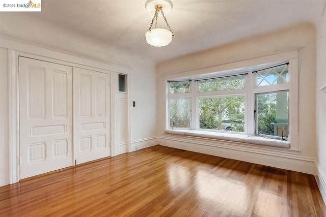 1711 Parker St B, Berkeley, CA 94703 (#40936029) :: Jimmy Castro Real Estate Group