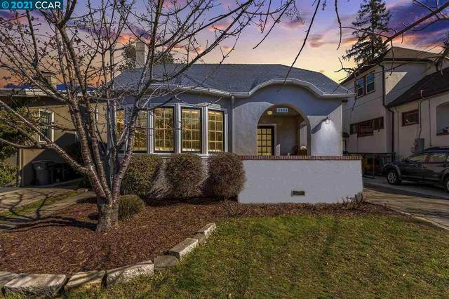 5850 Chabot Ct, Oakland, CA 94618 (#40936155) :: The Lucas Group