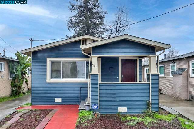 6001 Harmon Ave, Oakland, CA 94621 (#40936624) :: Jimmy Castro Real Estate Group