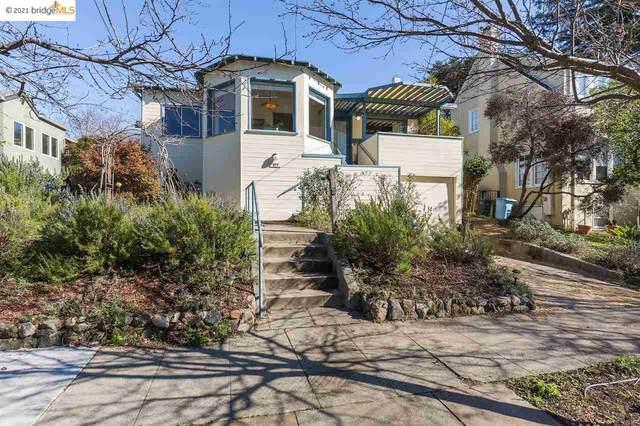 577 Santa Barbara Rd, Berkeley, CA 94707 (#40936764) :: Paradigm Investments