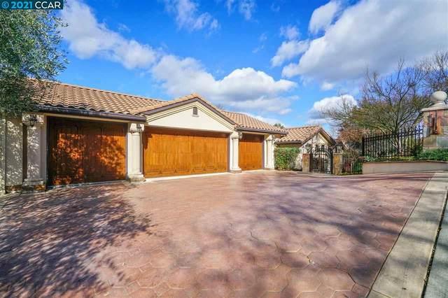 616 Sugarloaf Court, Walnut Creek, CA 94596 (#40936964) :: Excel Fine Homes