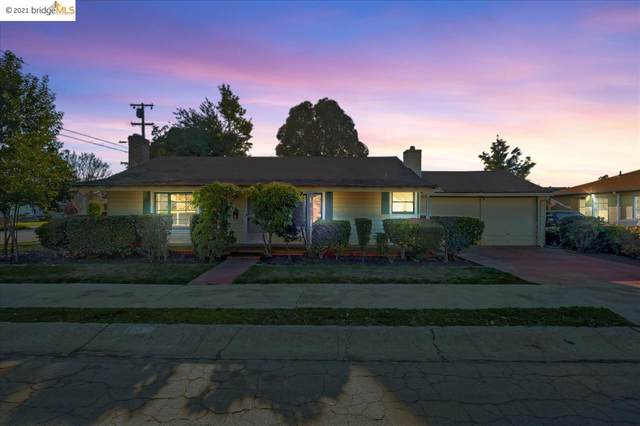 133 Pershing Drive, San Leandro, CA 94577 (#40937362) :: Paradigm Investments