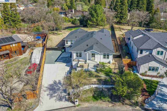 2054 Hermine Ave, Walnut Creek, CA 94596 (#40937402) :: Jimmy Castro Real Estate Group