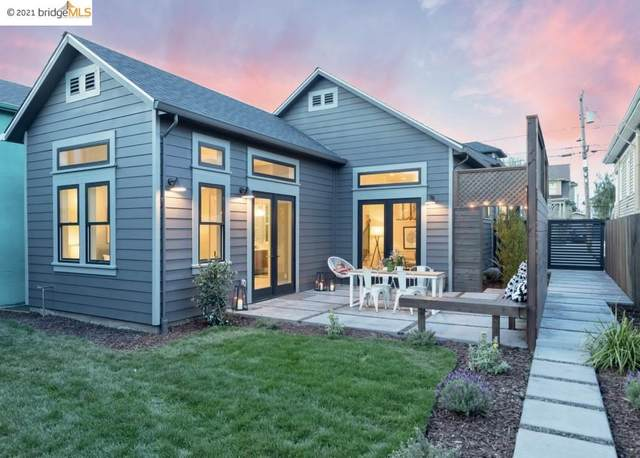 871 53Rd St, Oakland, CA 94608 (#40937953) :: The Lucas Group