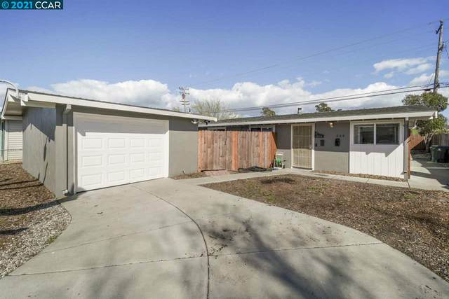 444 Diana Drive, Vallejo, CA 94589 (#40938237) :: Realty World Property Network