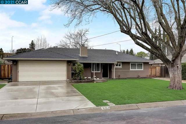 2124 Ahneita Dr, Pleasant Hill, CA 94523 (#40938335) :: Blue Line Property Group