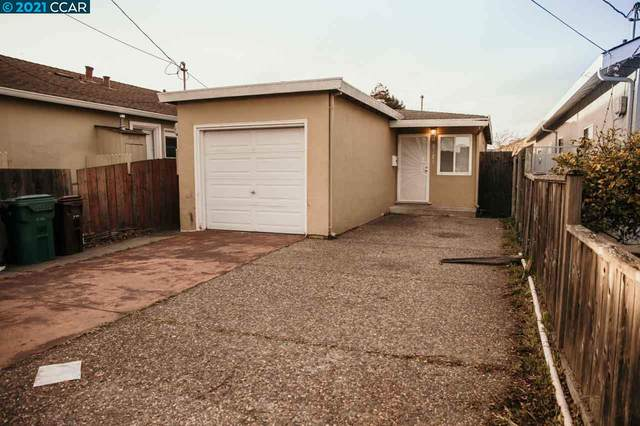 5121 Burlingame Ave, Richmond, CA 94804 (#40938440) :: The Venema Homes Team