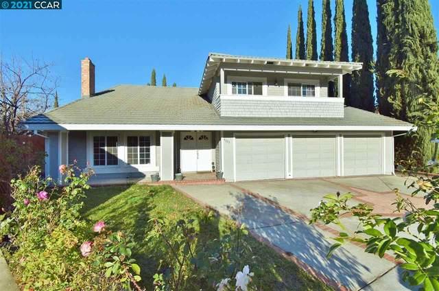 4303 Fallbrook Road, Concord, CA 94521 (#40938480) :: Paradigm Investments