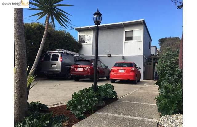 1649 Julia Street, Berkeley, CA 94703 (#40938644) :: Jimmy Castro Real Estate Group