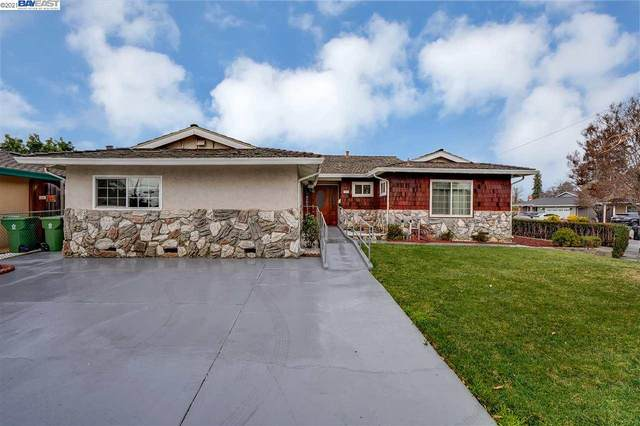 4623 Hansen Ave, Fremont, CA 94536 (#40938651) :: Sereno