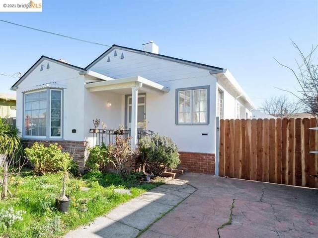 1612 E 74th Ave, Oakland, CA 94621 (#40938685) :: Jimmy Castro Real Estate Group