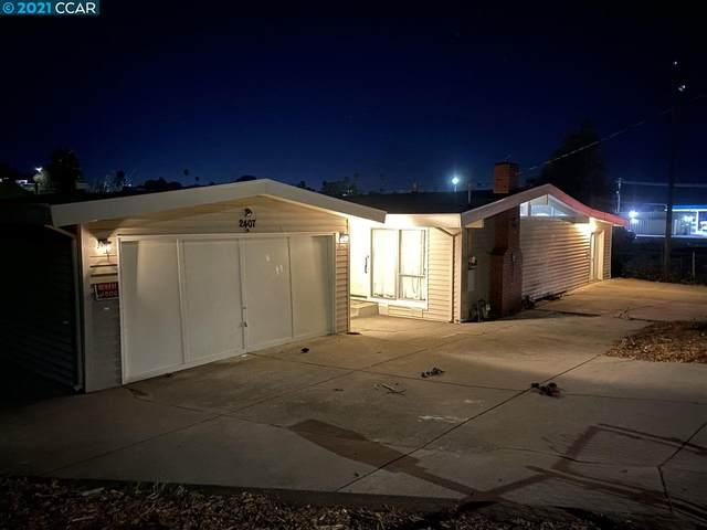 2407 Tara Hills Dr, San Pablo, CA 94806 (#40938944) :: Jimmy Castro Real Estate Group
