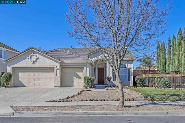 1605 Dawnview Dr, Brentwood, CA 94513 (#40938987) :: Blue Line Property Group