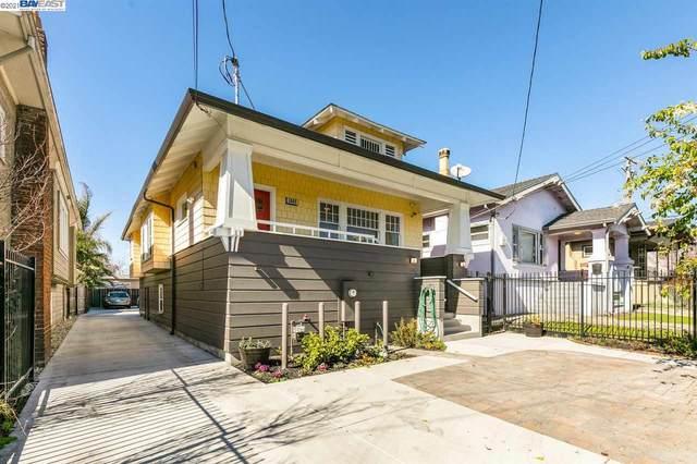 3869 Market Street, Oakland, CA 94608 (#40939463) :: Blue Line Property Group