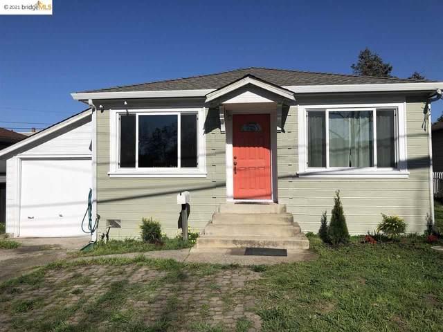 7019 Gladys Ave, El Cerrito, CA 94530 (#40939469) :: Excel Fine Homes