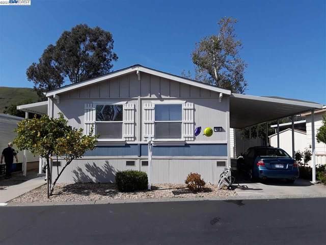 711 Old Canyon Road #150, Fremont, CA 94536 (#40942156) :: Sereno