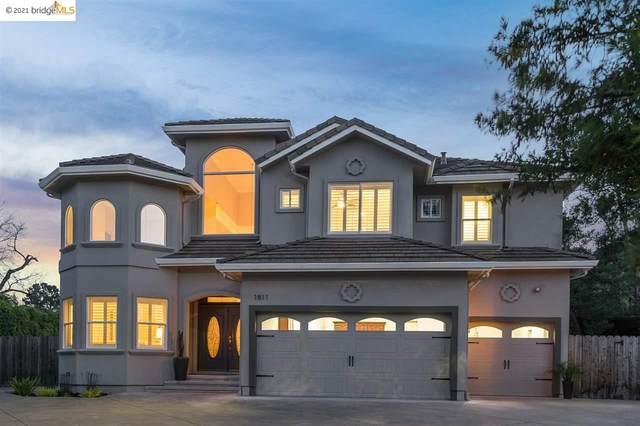 1811 Del Rio Dr, Lafayette, CA 94549 (#40942507) :: Realty World Property Network