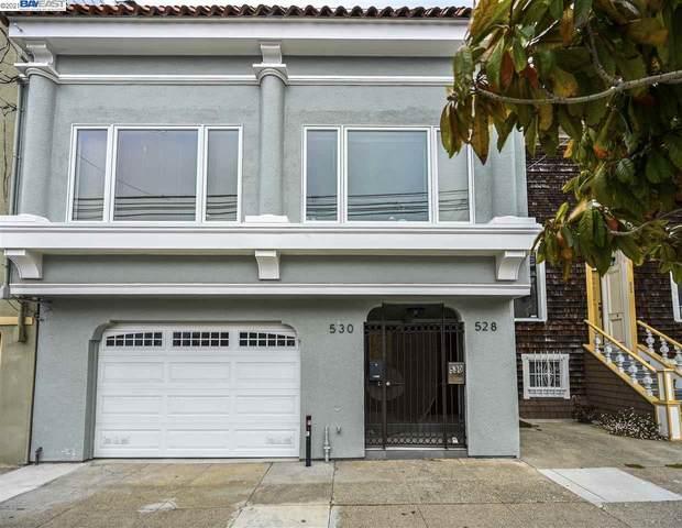 530 Kirkham St, San Francisco, CA 94122 (#40942980) :: Real Estate Experts