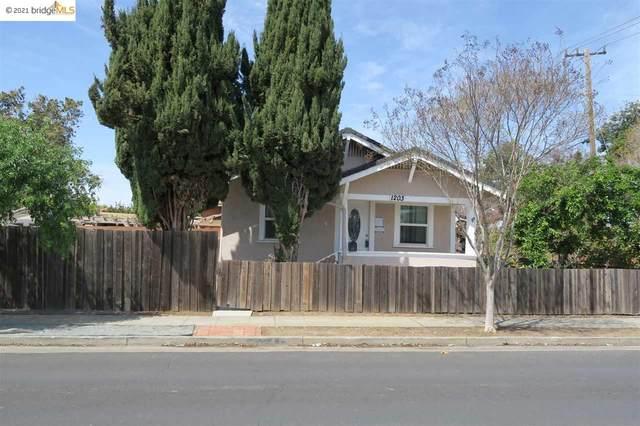 1203 H St, Union City, CA 94587 (#40943675) :: The Venema Homes Team