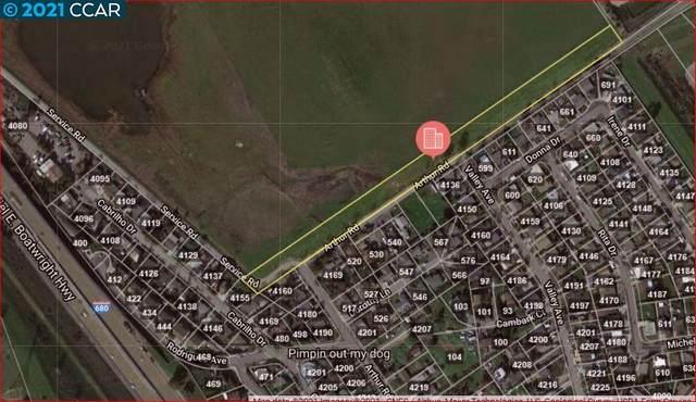 Arthur Road, Martinez, CA 94553 (#40943732) :: Swanson Real Estate Team | Keller Williams Tri-Valley Realty