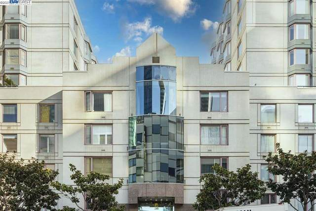 201 Harrison St #805, San Francisco, CA 94105 (#40944028) :: Realty World Property Network