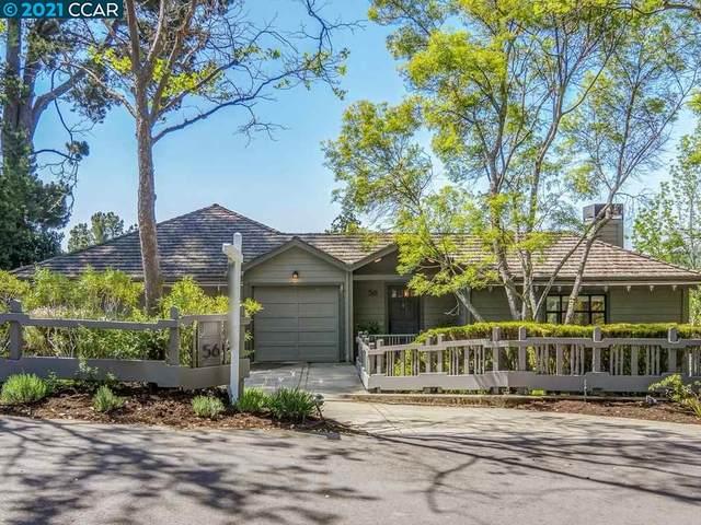 56 Via Floreado, Orinda, CA 94563 (#40944219) :: Jimmy Castro Real Estate Group