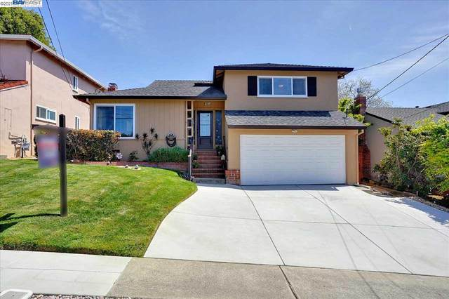 3637 Brookdale Blvd, Castro Valley, CA 94546 (#40944502) :: Sereno