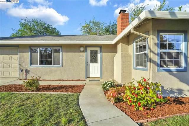 1721 Belmont Rd, Concord, CA 94520 (#40944572) :: The Venema Homes Team