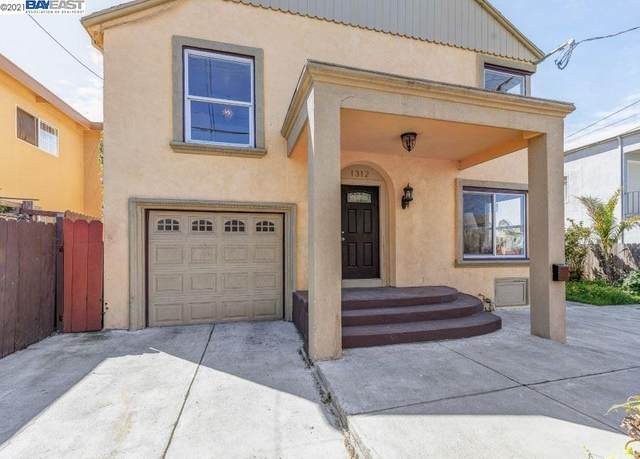 1312 Delaware St, Berkeley, CA 94702 (#40944757) :: Armario Homes Real Estate Team