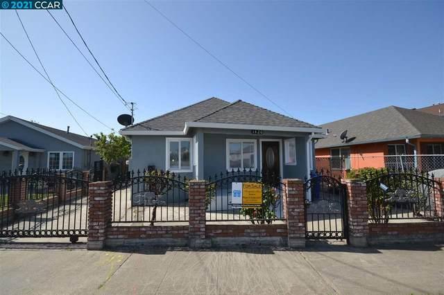 1420 Market Ave, San Pablo, CA 94806 (#40945032) :: Armario Homes Real Estate Team