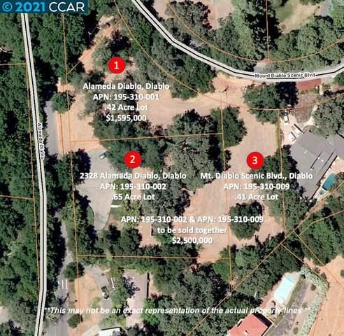 2328 Alameda Diablo, Diablo, CA 94528 (#40945111) :: Blue Line Property Group