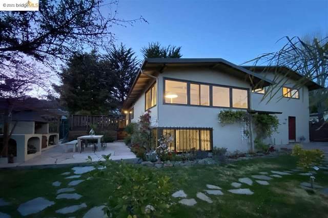 1155 Shevlin Dr, El Cerrito, CA 94530 (#40945161) :: Armario Homes Real Estate Team