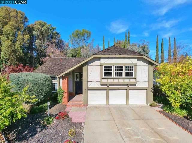 68 Fife Court, San Ramon, CA 94583 (#40945401) :: Realty World Property Network