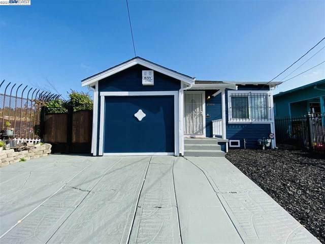 2330 87TH AVE, Oakland, CA 94605 (#40945769) :: Armario Homes Real Estate Team