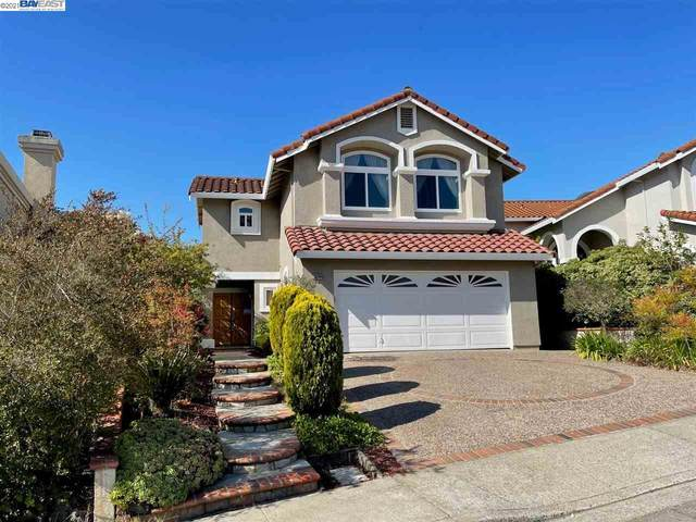 20744 Glenwood Dr, Castro Valley, CA 94552 (#40945991) :: RE/MAX Accord (DRE# 01491373)
