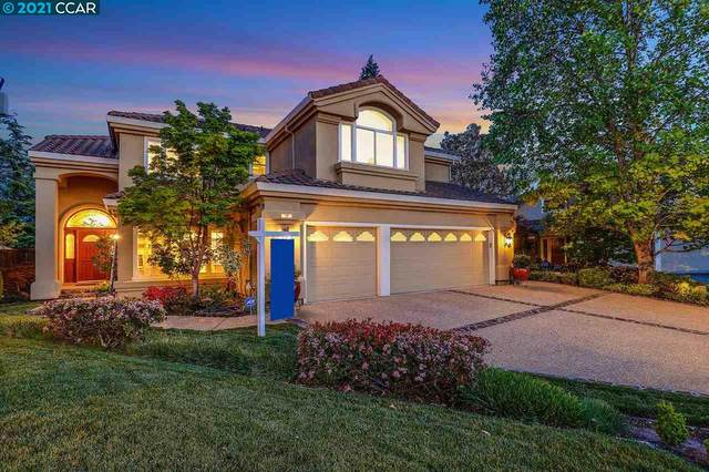 20 Greenridge Pl, Danville, CA 94506 (#40946851) :: The Venema Homes Team