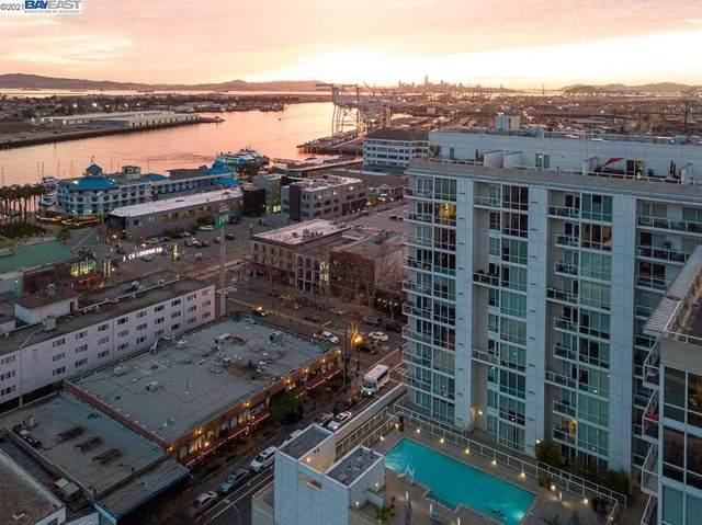 222 Broadway #703, Oakland, CA 94607 (#40947566) :: Blue Line Property Group