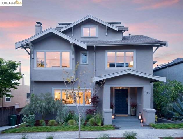 716 Calmar Ave, Oakland, CA 94610 (#40947573) :: RE/MAX Accord (DRE# 01491373)